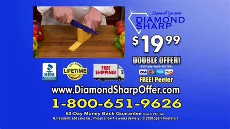 diamond sharp tv commercial double  offer ispottv