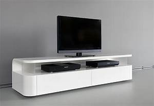 Ikea Table Tv : ikea white tv stand sweet couple for minimalism homesfeed ~ Teatrodelosmanantiales.com Idées de Décoration