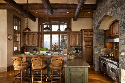 Rustic Italian Kitchens