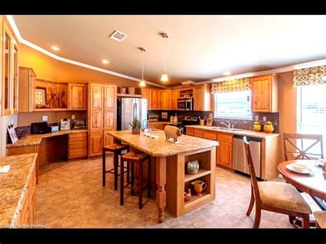 rustic  bed  bath mobile modular home  sale central tx smart cash homes youtube