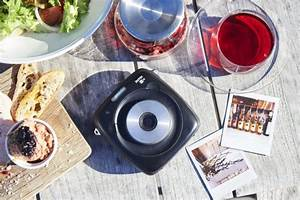 The Fujifilm Instax Square SQ10 Has a 28.5mm f2.4 Aperture Lens Attached