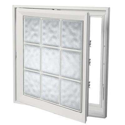 venting glass block windows accessories windows  home depot