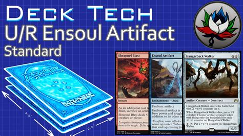 u r izzet thopter artifacts standard deck tech magic