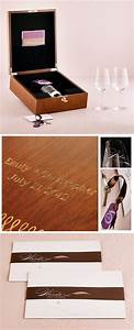 personalized love letter and wine ceremony keepsake box With love letter wine box ceremony kit