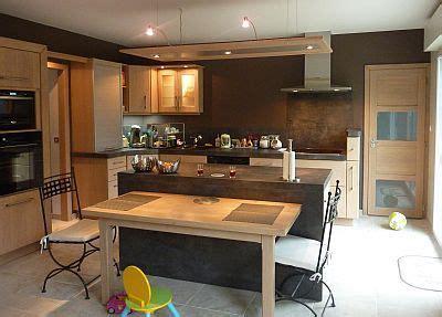 recherche table de cuisine résultat de recherche d 39 images pour quot ilot de cuisine avec table quot îlot cuisine
