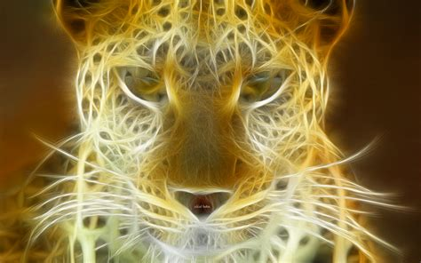 Fractal Animal Wallpaper - 25 fractales de animales hd alguno va a gustarte