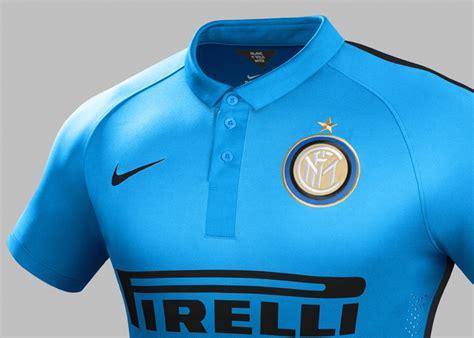 Camisas da Inter de Milão 2014-2015 Nike » Mantos do Futebol