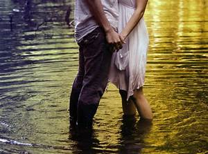 couple, cute, dress, holding hands, love - image #217781 ...