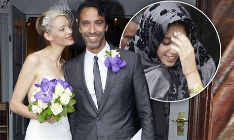 Madonna's ex Carlos Leon marries designer Betina Holte