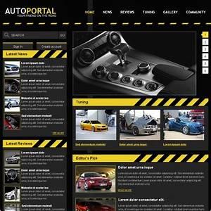 Auto Web : auto portal template free website templates in css html js format for free download ~ Gottalentnigeria.com Avis de Voitures