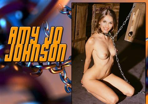 Amy Jo Johnson Nude 034 Amy Jo Johnson Fakes Sorted
