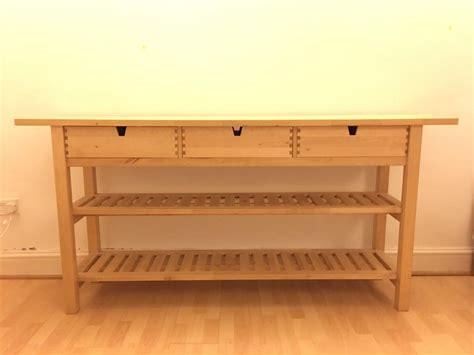 console bureau ikea console table ikea norden w188cm in camden