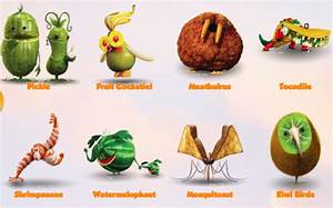 cloudy with a chance of meatballs 2 | DirtyFilthyHealthy