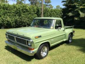 1970 Survivor F100 Style Side Pickup For Sale  Photos  Technical Specifications  Description