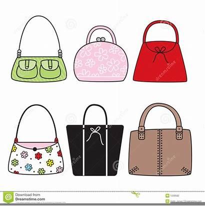 Clipart Purses Handbags Designer Purse Clip Vector
