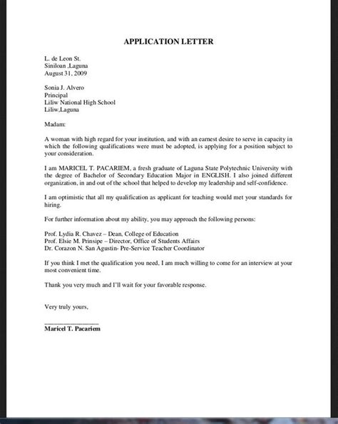 find information about writing a cover letter pin by gorglicious on aja letter sle