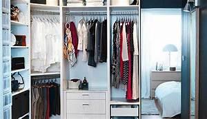 Dressing Ikea Prix : les conseils pour am nager un dressing ~ Teatrodelosmanantiales.com Idées de Décoration