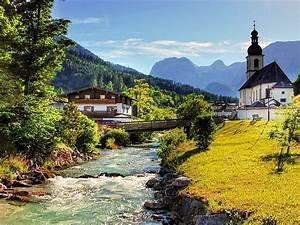 Ramsau, Bei, Berchtesgaden, Municipality, In, In, The, Bavarian