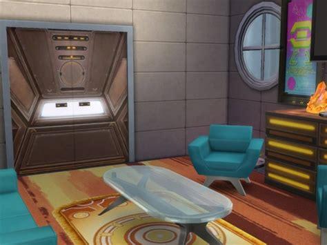 scifi doors  leander belgraves sims  updates