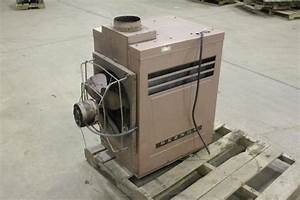 Reznor Natural Gas Garage Furnace  Garage Gas Furnace