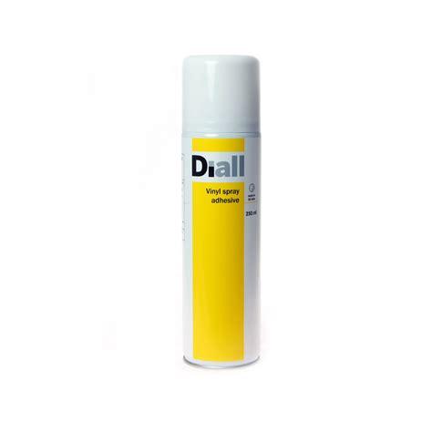 diall vinyl flooring spray adhesive  ml departments