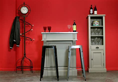 meuble de bar cuisine déco style quot cuisine bistrot quot déco made in meubles