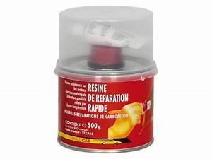 Kit Reparation Carrosserie : r sine de r paration rapide pour carrosserie 500 g castorama ~ Premium-room.com Idées de Décoration