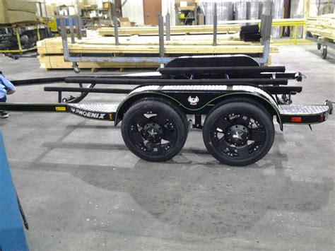 Boat Trailer Wheels Aluminum by Custom Boat Trailer Wheels Www Pixshark Images