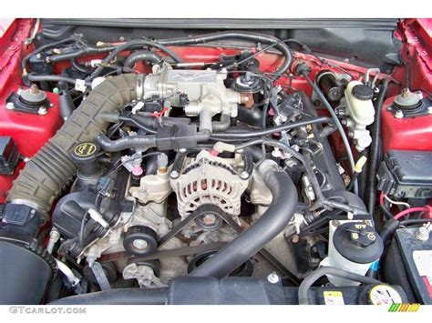 ford mustang gt coupe  liter sohc  valve