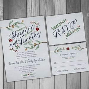 best 25 winter wedding invitations ideas on pinterest With wedding invitations for december