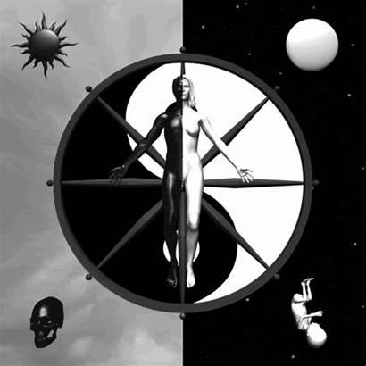 Darkness Symbol Nature Order Both Gnostic Disorder