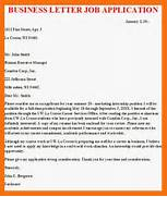 Business Letter Business Letter Job Application Business Writing Resumes Cover Letters ESL Voices College Application Letters College Admissions Letter Sample Sample Letter With Lucy