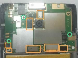 Disassembling Huawei Ascend Mate Phone Mt1