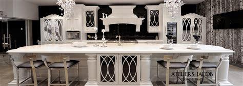 cuisine classique chic la shabby chic armoires de cuisine classique ateliers jacob