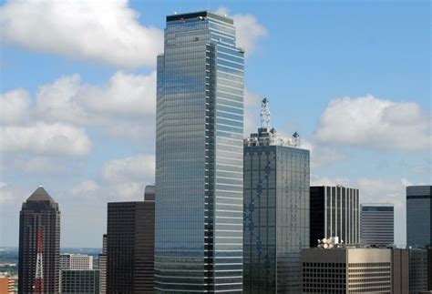 the shed dallas tx who own s dfw s seven tallest buildings