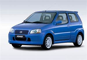 Suzuki Ignis 2001-2008 Factory Service Repair Manual