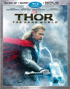 Thor: The Dark World Blu-ray, DVD, Release Date, Chris ...
