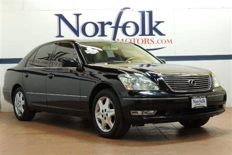 car owners manuals for sale 2004 lexus ls free book repair manuals 2004 lexus ls 430 cars for sale