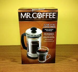 A level coffee scoop should hold two tablespoons of coffee, which is approximately 10 grams or 0.36 ounces. Mr. Coffee 1.2 Quart Coffee Press with Measuring Scoop New in Box | eBay