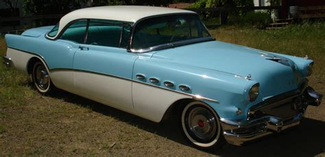 1956 Buick Roadmaster - Information and photos - MOMENTcar