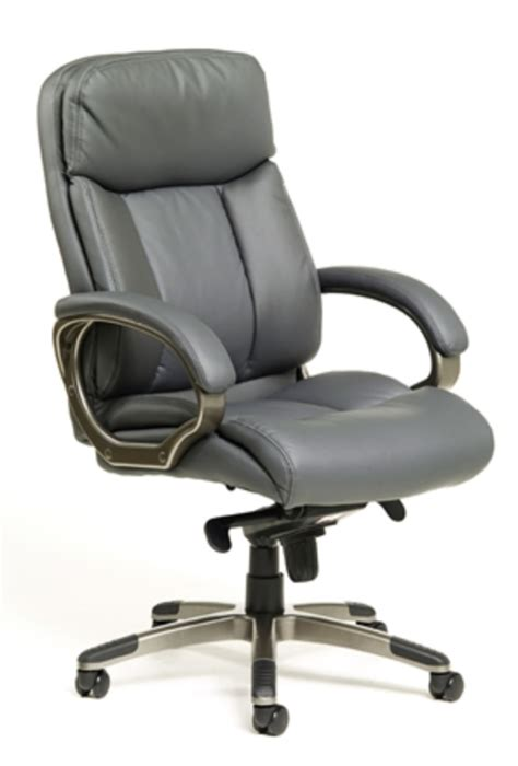 popular gray office chairs with executive appeal