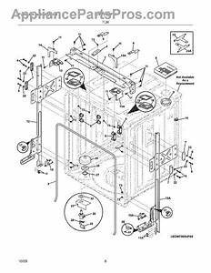 35 Electrolux Dishwasher Parts Diagram