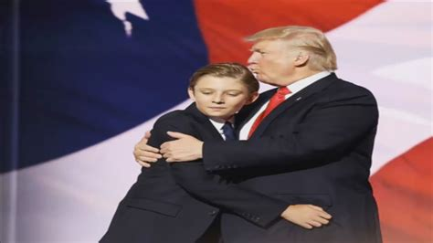 trump barron son youngest donald things know