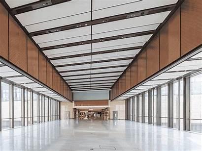 Ceiling Panels Automated Industrial Architecture Beijing Tilt