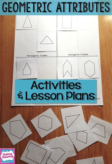 third grade geometry math unit common cores math and