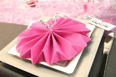 modele serviette en papier pour mariage 224 t 233 l 233 charger