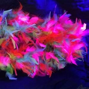 Neon Feather Boa