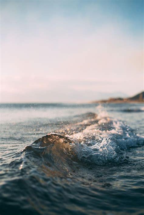 water wave  lock screen background hd photo