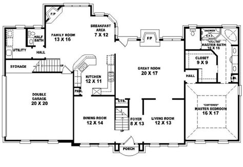 house plans with and bathrooms 5 room house plan drawing sale house design plans