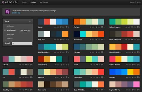 Amazing Colour Resources for Designers